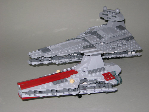 lego republic star destroyer - photo #45