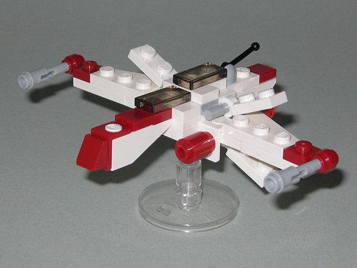 Chris Decks Mini Arc 170 Starfighter