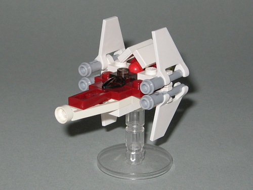 Chris Decks Mini Clone V Wing