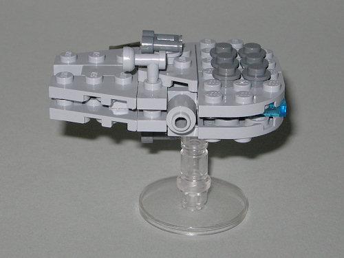 Chris Decks Mini Millennium Falcon Yt 1300 Transport