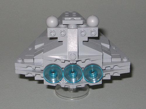 LEGO MINI Imperial Star Destroyer