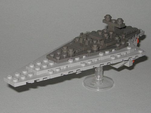 Lego Mini Super Star Destroyer